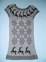 bluza tricotata, grosuta, XS