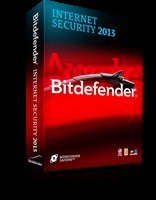 Bitdefender Internet Security 2013  + licenta 1 an de zile