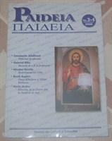 Paideia, nr.3-4/ 2000, revista de educatie si cultura