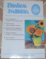 Paideia, nr. 3/ 1998, revista de educatie si cultura