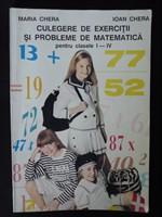 Culegere de exercitii de matematica