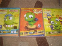 3 DVD-uri: Kemy curiosul