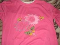 bluzita fetita 7-8 ani