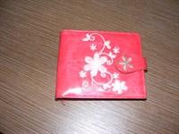 portofel rosu