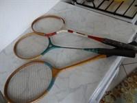 Rachete  badminton