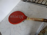 Racheta  de Tenis  de camp-VINTAGE