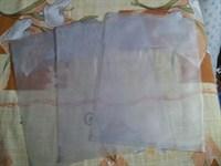 3 coperti transparente bilogie