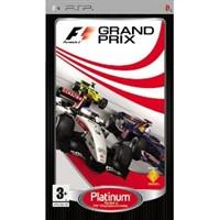 Joc PSP Platinum F1 Grand Prix sigilat