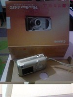 Aparat foto digital Canon PawerShot A430 - are defect