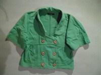 bluza/ tunica tricotata, scurta, marimea S