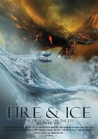 DVD film --- Fire and Ice: Cronica Dragonilor