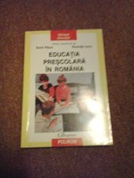 Educatia prescolara in Romania - Emil Paun