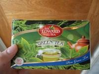 ceai verde de la Lidl Sir Edward