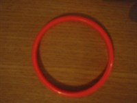 Brata plastic rotunda roz (1)