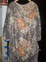 Rochie XL cu fir in tesatura
