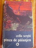 Carte: Cella Serghi - Panza de paianjan