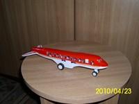 un avion de jucarie