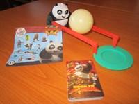 Jucarie Kung Fu Panda McDonald's