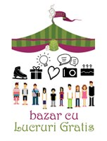 Hai la Bazarul cu Lucruri Gratis!