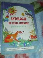 Antologie de texte literare, clasele II-IV