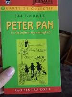 Carte copii - Peter Pan in gradina Kensington