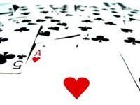 2 perechi de carti de joc
