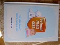 Ghid-jurnal pentru mami si bebe