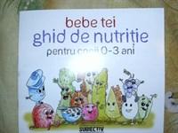 ghid de nutritie pentru copii 0-3 ani