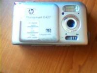 camera photo-video Hp Photosmart E427