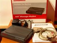 fax modem usrobotics