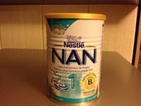 Lapte praf Nestle Nan 1
