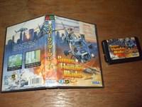 Caseta jocuri Sega 3