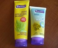 Set cosmetic pentru epilare