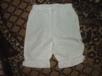 Pantaloni scurti fetite 2-3 ani