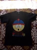 Tricou negru South Park