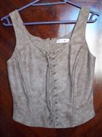 Bluza model corset