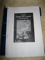 carte xeroxata- Magul Din Carpati