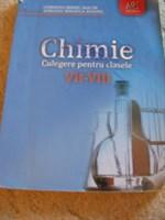 Culegere Chimie cls VII-VIII