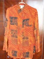 Bluza culori de toamna