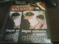 DVD - episodul 1 - Inger salbatic + revista prezentare