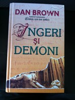 carte Dan Brown - Ingeri si Demoni