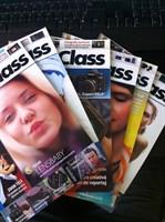 set 6 reviste FOTO CLASS
