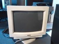Monitor CRT 14 inchi