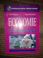 Economie- aplicatii, sinteze, studii de caz