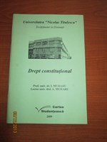 Carti Universitatea Nicolae Titulescu