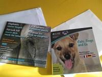 2 DVD-uri  despre animale