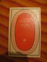 Camil Petrescu - Teatru