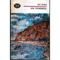 Carte Ion Brad: Ora intrebarilor