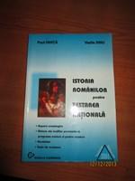Carte pentru testarea nationala ''Istoria Romanilor''
