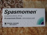 Medicament - Spasmomen (1)